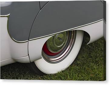 Jaguar Mk Ix Classic Canvas Print by Susan Candelario