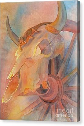 Jerome Canvas Print by Robert Hooper