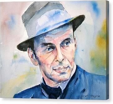 Jersey Guy Canvas Print by Brian Degnon