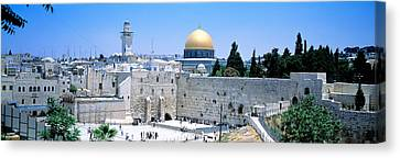 Jerusalem, Israel Canvas Print by Panoramic Images
