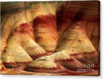 John Day Martian Landscape Canvas Print by Inge Johnsson