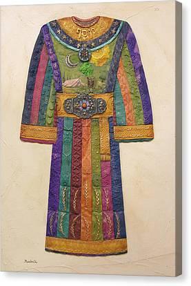 Josef's Coat Canvas Print by Michoel Muchnik