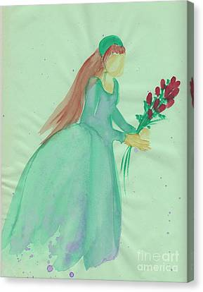 Juliet  By Jrr Canvas Print by First Star Art