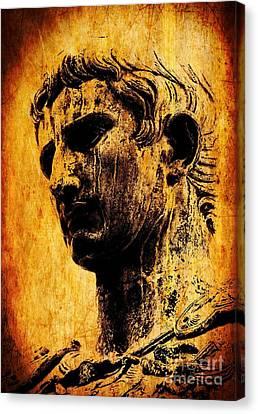 Julius Caesar  Canvas Print by Mike Grubb
