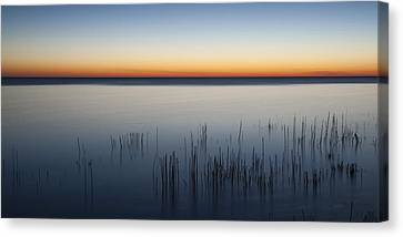Just Before Dawn Canvas Print by Scott Norris