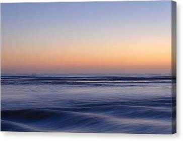 Canvas Print featuring the photograph Just Go With The Flow by Thierry Bouriat