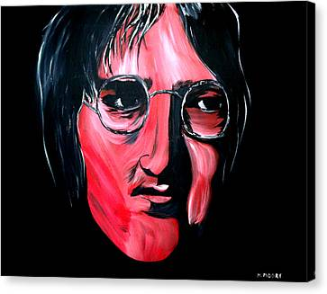Just John Canvas Print by Mark Moore