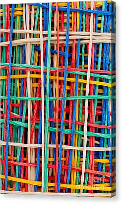 Just Strings Attached I Canvas Print by Shawn Hempel