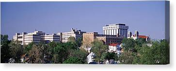 Kansas City Ks Canvas Print by Panoramic Images