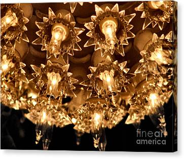 Keep Shining Canvas Print by Rory Sagner