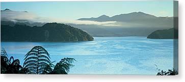 Kenepuru, Marlborough Sound, New Zealand Canvas Print by Panoramic Images