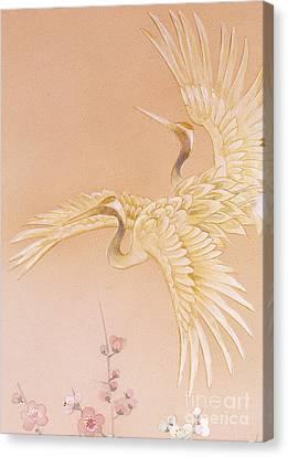 Kihaku Crop I Canvas Print by Haruyo Morita