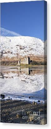 Kilchurn Castle Loch Awe Scotland Canvas Print by Tim Gainey