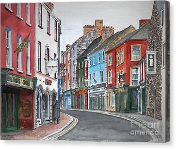 Kilkenny Ireland Canvas Print by Anthony Butera