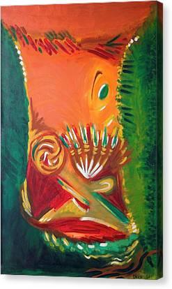 Kiva 2011 Canvas Print by Drea Jensen