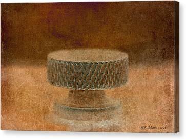 Knob 35 Canvas Print by WB Johnston