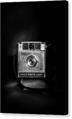 Kodak Brownie Fiesta Canvas Print by Jon Woodhams