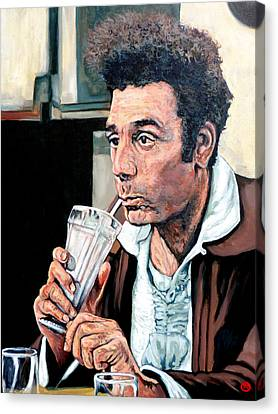 Kramer Canvas Print by Tom Roderick