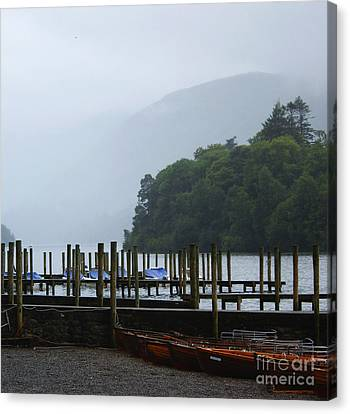 Lake District For A Reason Canvas Print by Malcolm Suttle