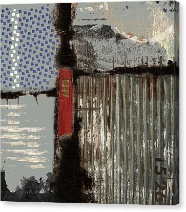 Lake View Canvas Print by Carol Leigh