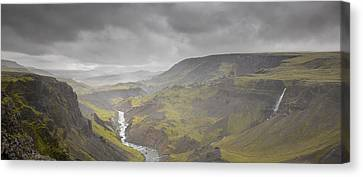 Land Like This Canvas Print by Jon Glaser