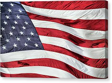 Land Of The Free Canvas Print by JC Findley