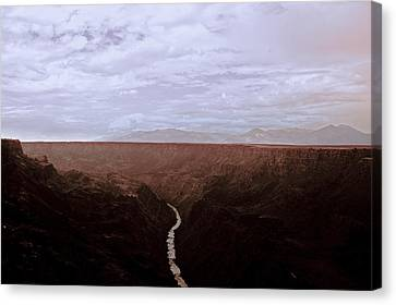 Landscape 17 A Taos Nm Canvas Print by Otri Park