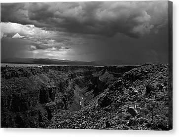 Landscape 17 D Taos Nm Canvas Print by Otri Park
