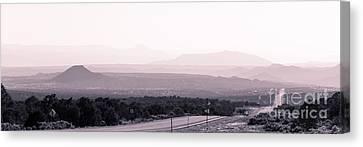 Landscape B10h Taos Nm Canvas Print by Otri Park