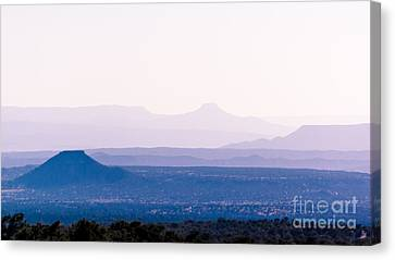 Landscape B10j Taos Nm Canvas Print by Otri Park