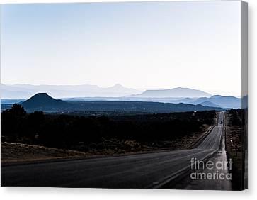 Landscape B10s Taos Nm Canvas Print by Otri Park