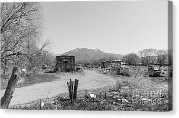 Landscape C10p Taos Nm Canvas Print by Otri Park