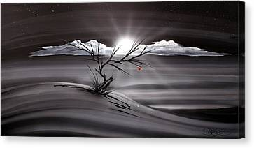Last Apple 53 Canvas Print by T Dapore