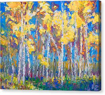 Last Stand Canvas Print by Talya Johnson