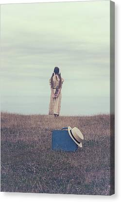 Leaving The Past Behind Me Canvas Print by Joana Kruse