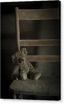 Left Behind Canvas Print by Amy Weiss