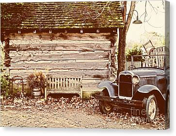 Leiper's Fork Canvas Print by Jeff Holbrook