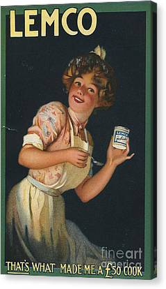 Lemco 1910s Uk Canvas Print by The Advertising Archives