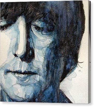 Lennon Canvas Print by Paul Lovering