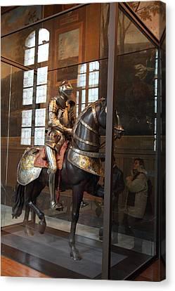 Les Invalides - Paris France - 01131 Canvas Print by DC Photographer