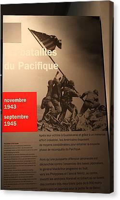 Les Invalides - Paris France - 011358 Canvas Print by DC Photographer