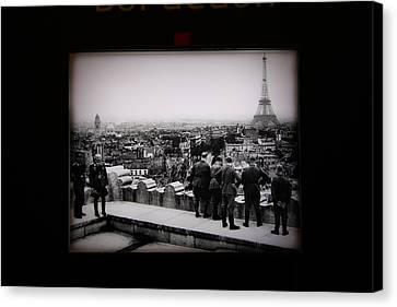 Les Invalides - Paris France - 011367 Canvas Print by DC Photographer