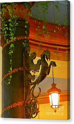 Let Me Light That For You Canvas Print by John Malone