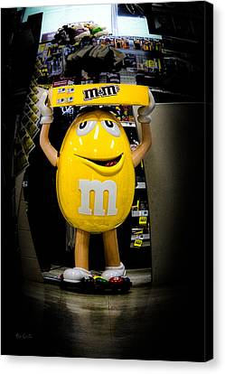 Life And Times Of Big M Canvas Print by Bob Orsillo
