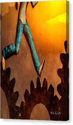 Life Canvas Print by Bob Orsillo