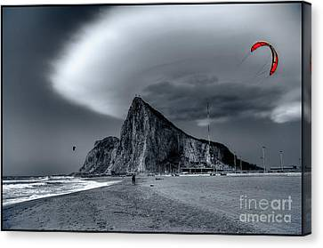 Life Is Not Always Black And White Canvas Print by English Landscapes