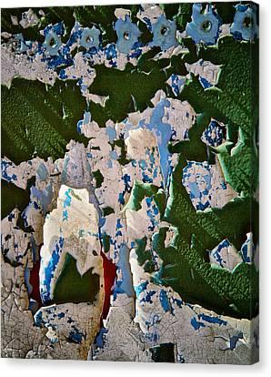 Light Celebration Canvas Print by Odd Jeppesen