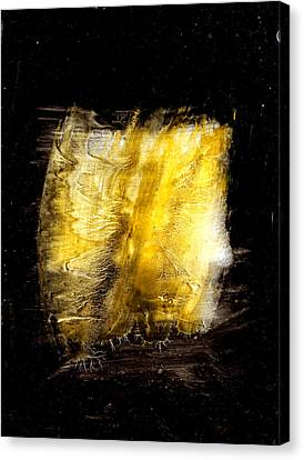 Light Coming Through Canvas Print by Kongtrul Jigme Namgyel