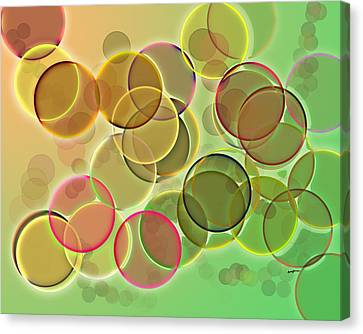 Lightbright Canvas Print by Anthony Caruso
