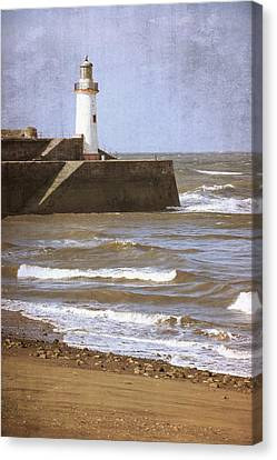 Lighthouse Canvas Print by Amanda And Christopher Elwell
